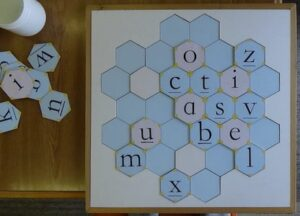 English phonics game CVCs