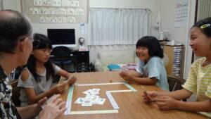 小学生クラス ゲーム